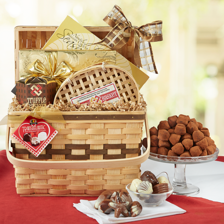 Chocolate Lover's Treasure Chest