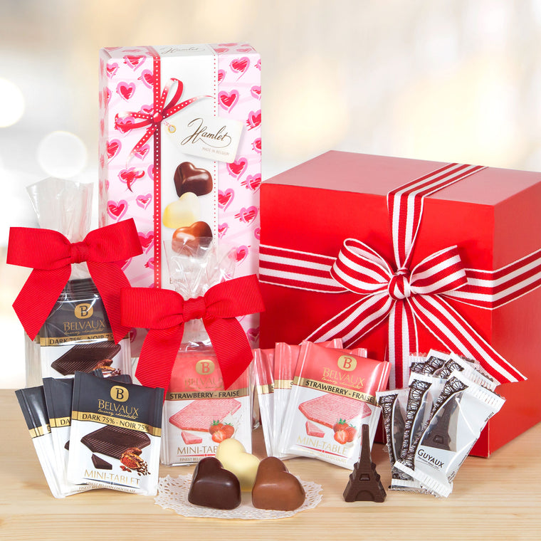 Be My Valentine Sampler Box