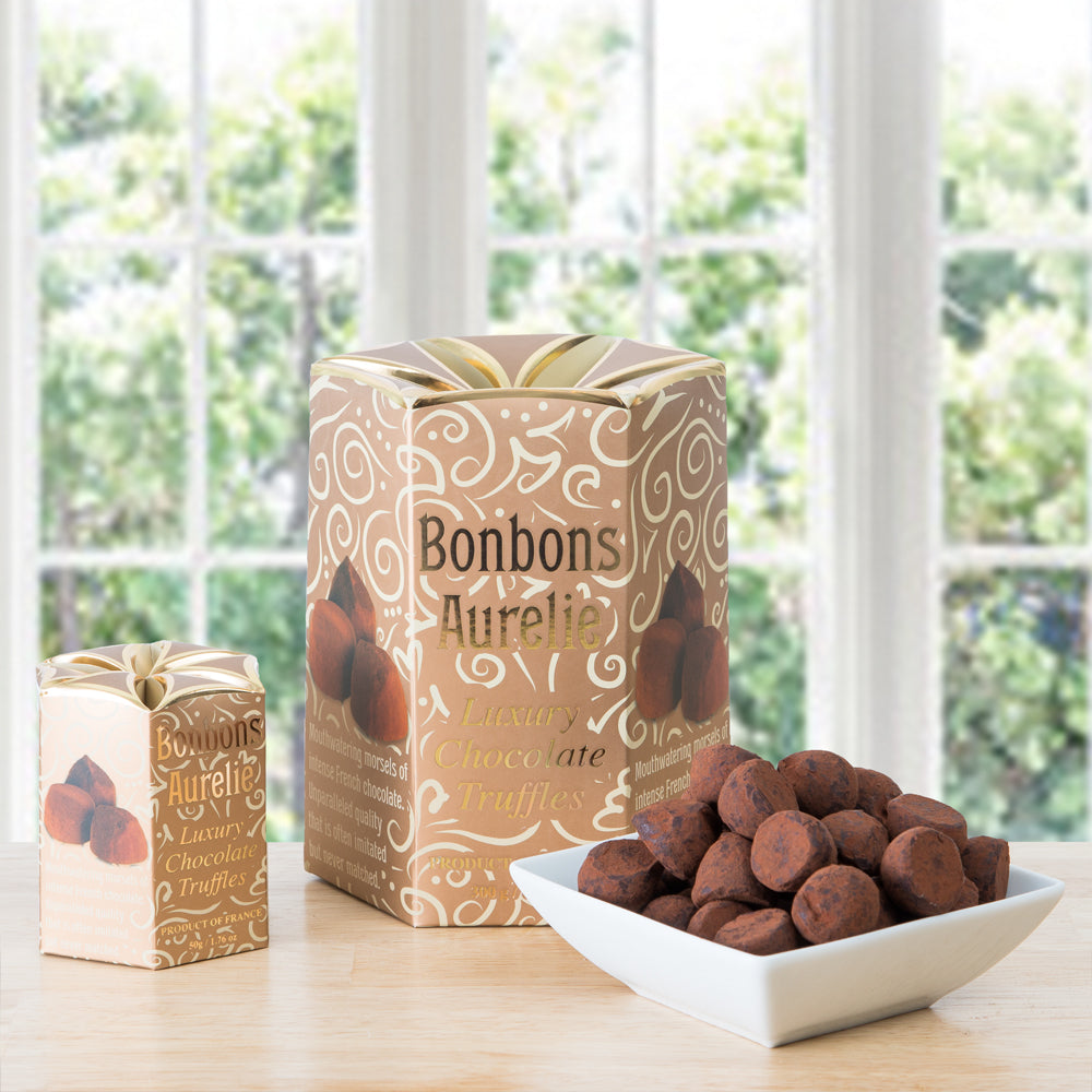 60% to 80%-off Bonbons Aurelie French Chocolate Truffles - 300g Box