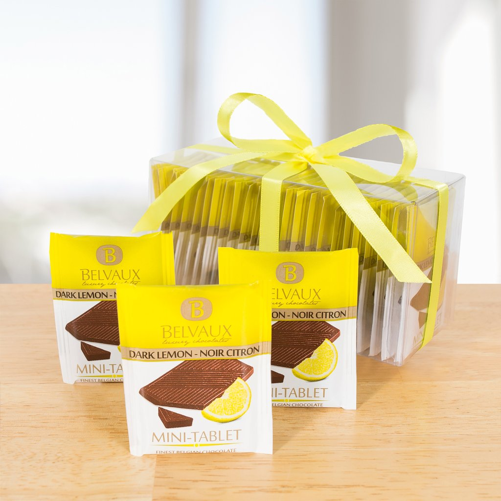 DARK LEMON BELGIAN AMUSETTES - 75% OFF