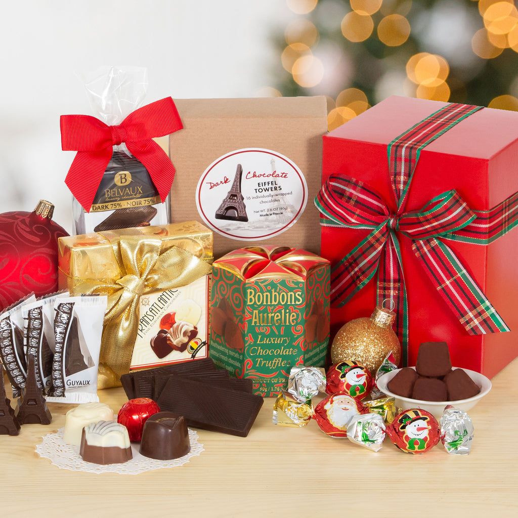 Deck the Halls European Chocolate Sampler