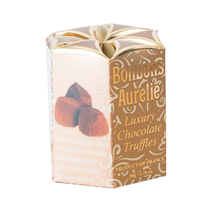 Bonbons Aurelie French Chocolate Truffles -- 50% off!