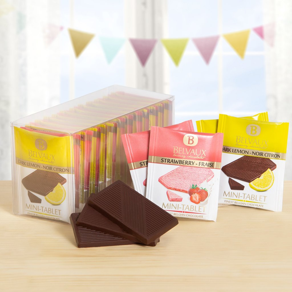 75%-off Assortment of Belgian Chocolate Amusettes