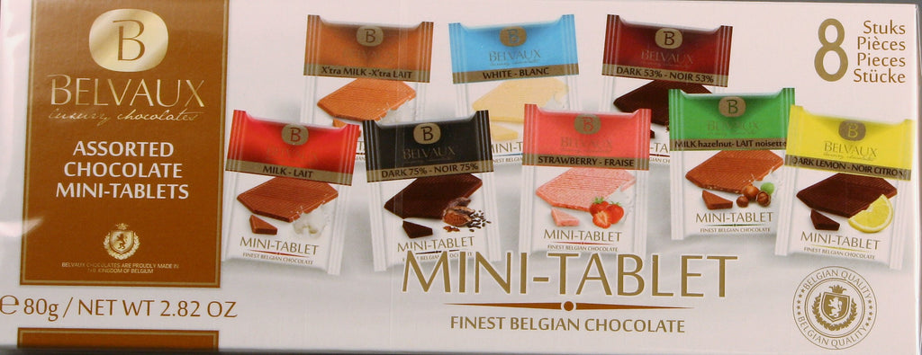 Luxury 8-Flavor Belgian Amusette Sampler