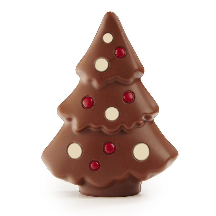 Belgian Chocolate Christmas Tree