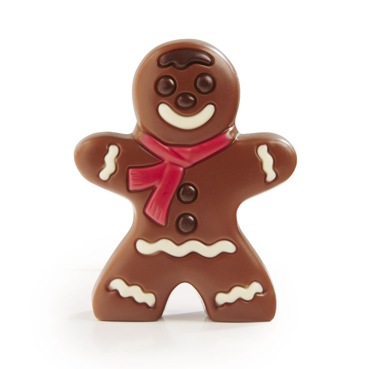 Chocolate Gingerbread Man
