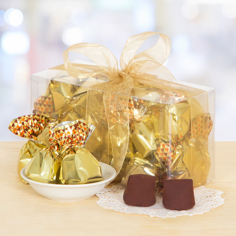 Individually-Wrapped French Chocolate Truffles
