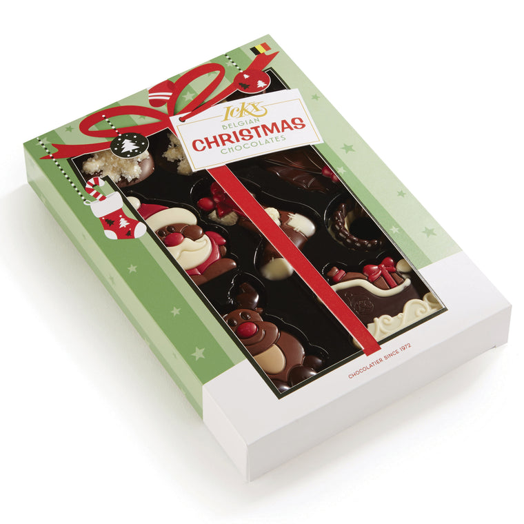 Belgian Christmas Chocolates
