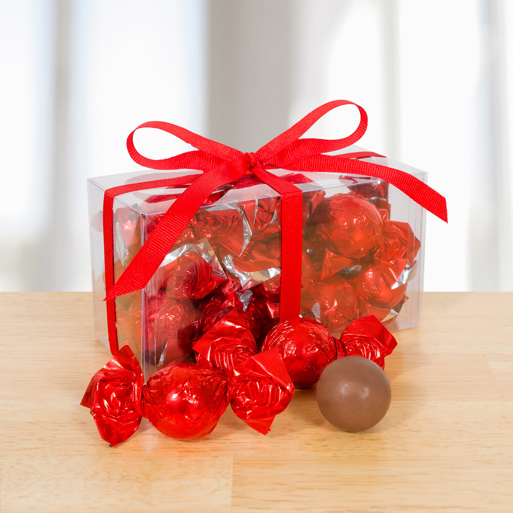 Italian Milk Chocolate Truffles 18-pc