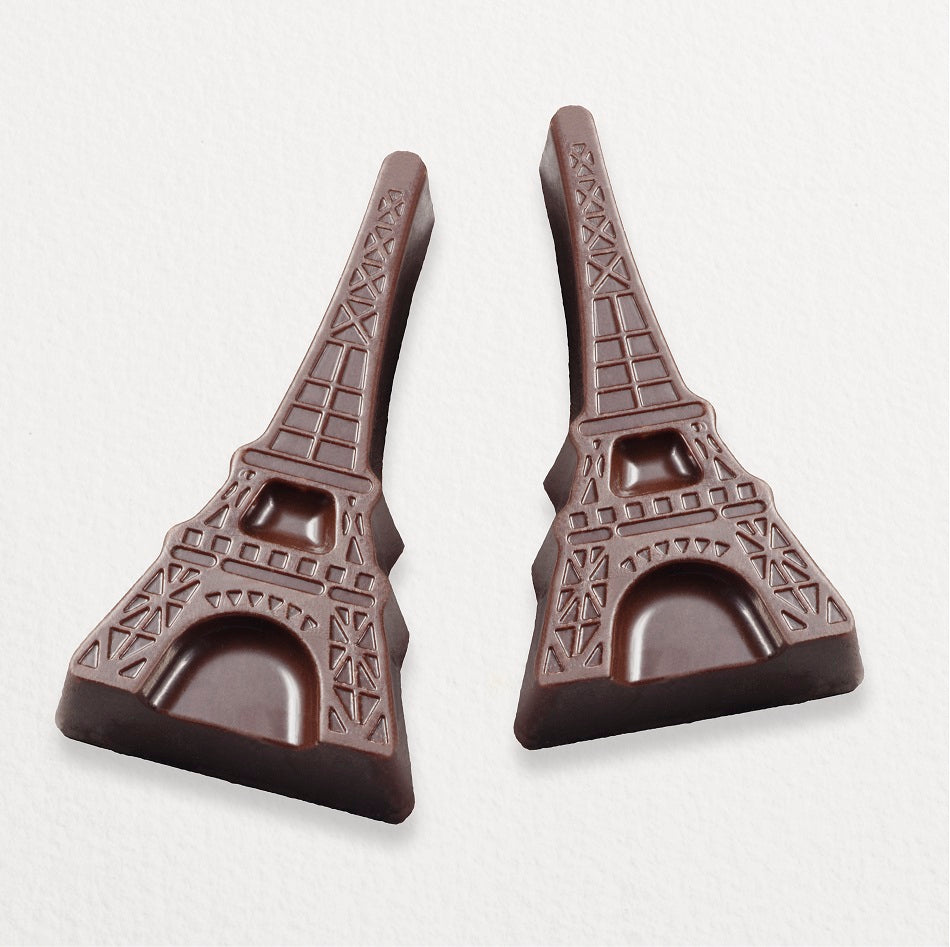 Chocolate Eiffel Towers Bulk