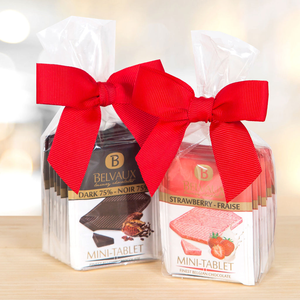 Belgian Chocolate Gift Bags - 50% off