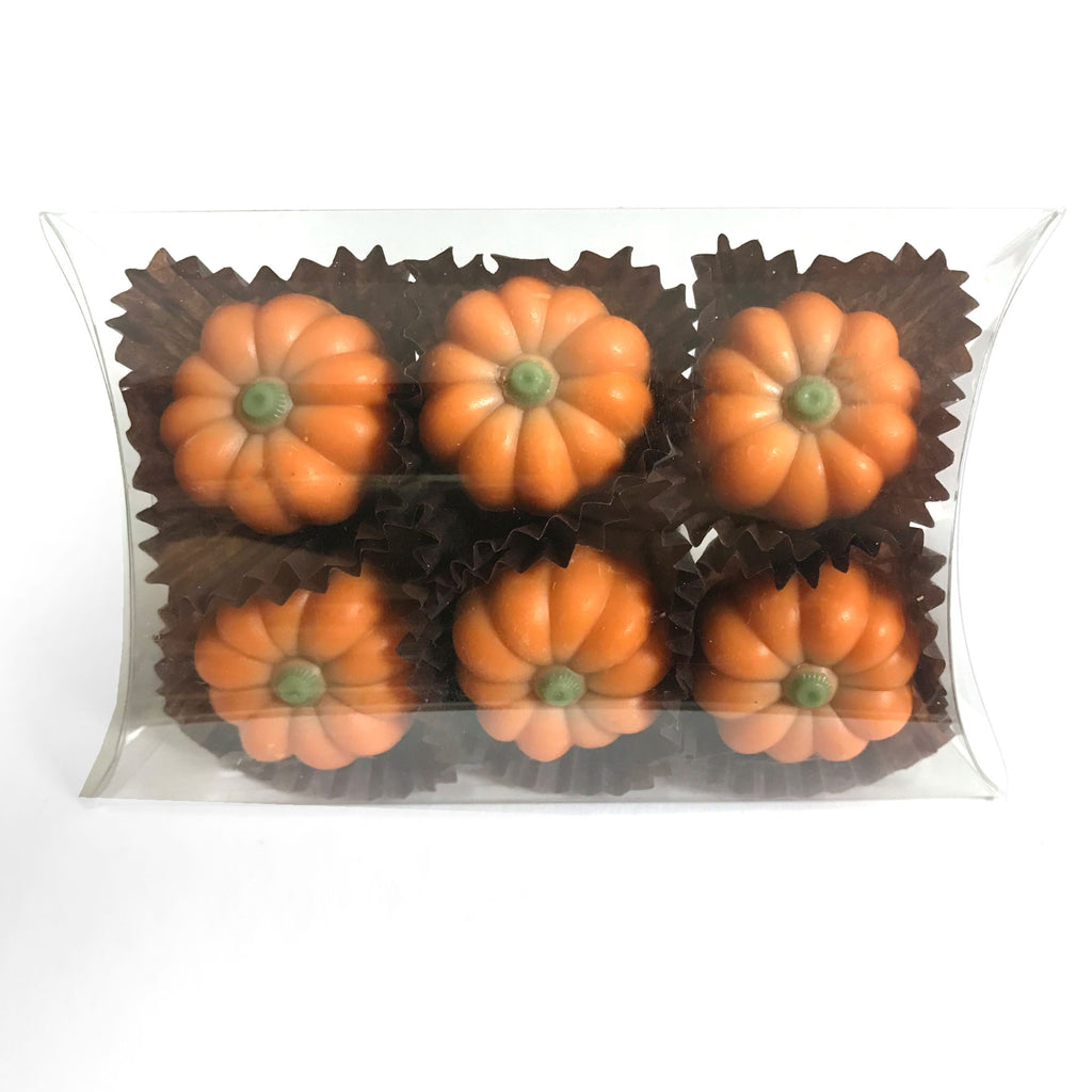 Belgian Chocolate Mini Pumpkins