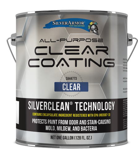 SILVERARMOR® All-Purpose Clear Coating