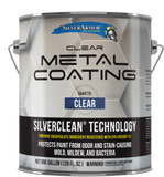 SILVERARMOR® Clear Metal Coating