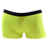 Neon Green Boyshorts