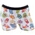 Monsters Ice Cream White Boyshort
