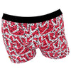 Pink Thunder White Boyshort
