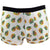 Candy Skull Cream Trunks