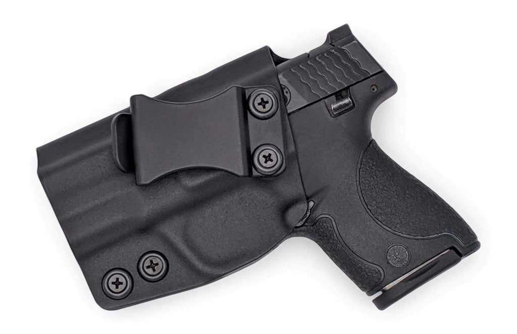 Smith & Wesson M&P Shield 9MM/.40 (Incl. M2.0) IWB KYDEX Holster