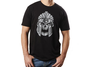 Battle Skull - T Shirt