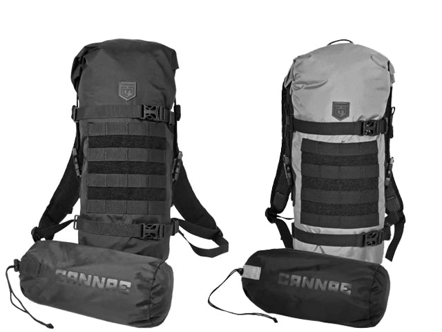 CELERITAS ROLL-TOP & PACKABLE PACK - TWO FOR $50