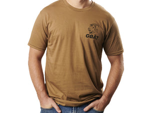 Battle Goat - T Shirt