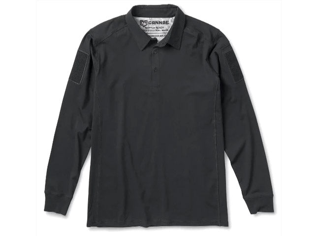 LONG SLEEVE PROFESSIONAL  POLO SHIRT - Past Season