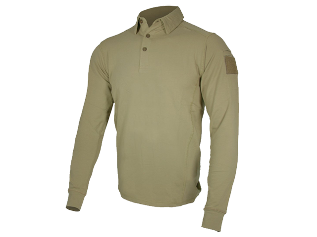 LONG SLEEVE PROFESSIONAL POLO - 2018 Collection