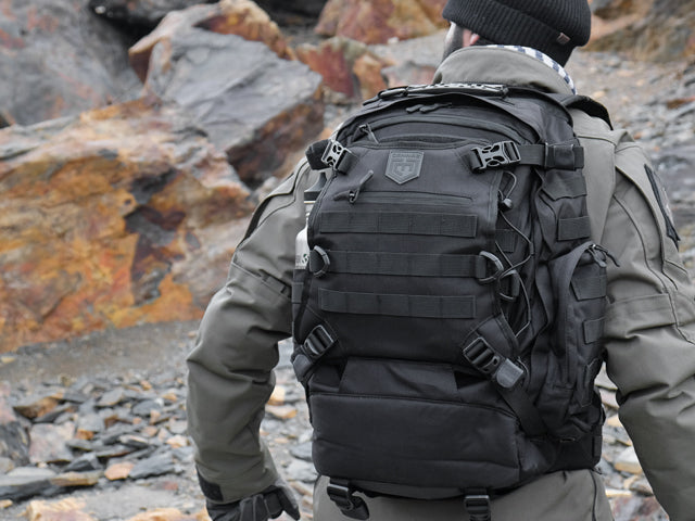 PHALANX FULL SIZE DUTY PACK W/ HELMET CARRY