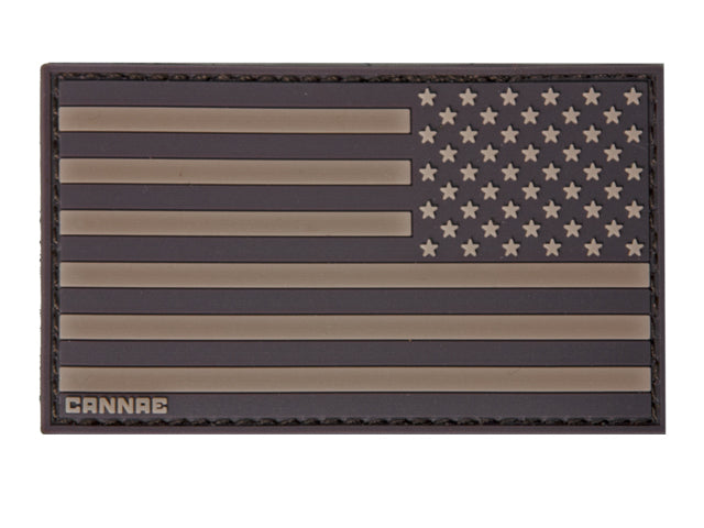 AMERICAN FLAG  RIGHT ARM - PATCH (67157393414)