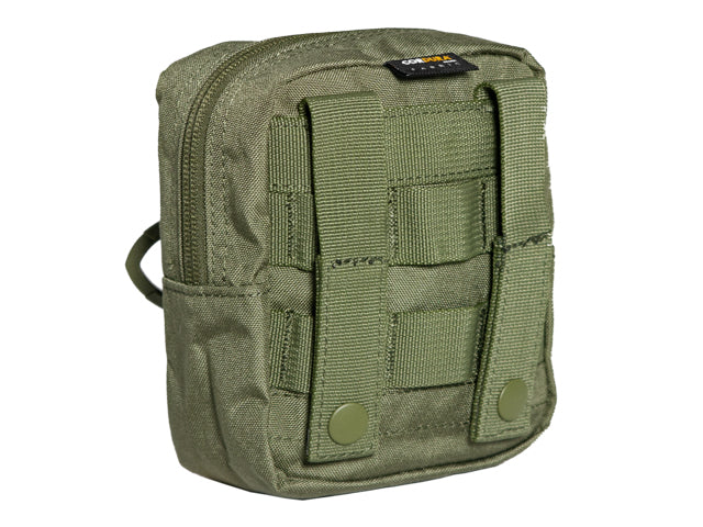Cannae Pro Gear Nylon Full Size 30 Liter Duty Pack with Helmet Carry Multicam