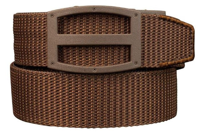 Titan Dark Brown PreciseFit™ Gun Belt
