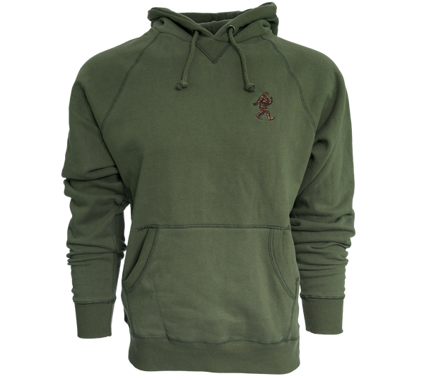 Bigfoot Embroidered Hoodie