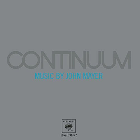 John Mayer - Continuum [Clean]