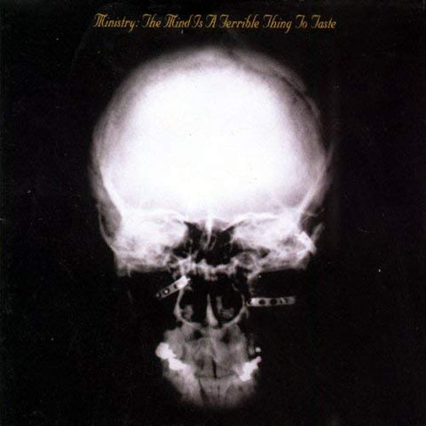 Ministry - The Mind Is A Terrible Thing To Taste [Explicit]