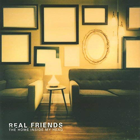 Real Friends - The Home Inside My Head [Explicit]
