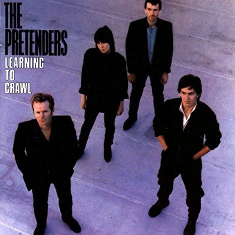 Pretenders - Learning To Crawl
