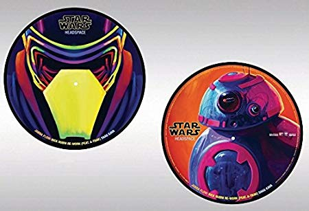 SHAG KAVA - STAR WARS HEADSPACE (10 INCH/PICTURE DISC) - VINYL LP