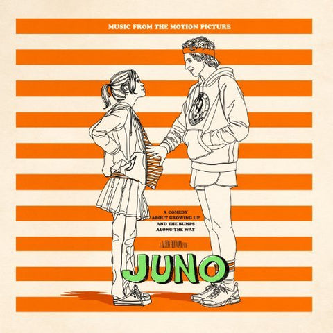 Various artists - Juno - Music From The Motion Picture LP