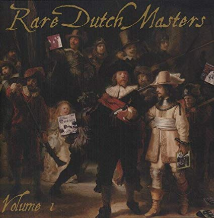 VARIOUS ARTISTS - Rare Dutch Masters 1