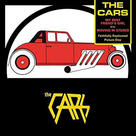 The Cars - My Best Friend's Girl (Picture Disc) LP