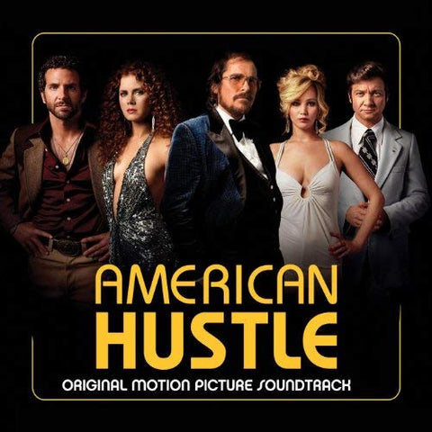 Various - American Hustle (Original Motion Picture Soundtrack)