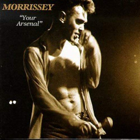 Morrissey - Your Arsenal (Definitive Master) LP
