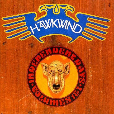 Hawkwind - Independent Days Volume 1&2