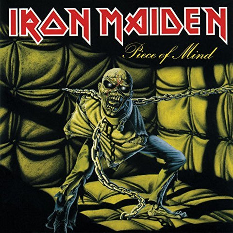 Iron Maiden - Piece of Mind (1998 Remastered Version)