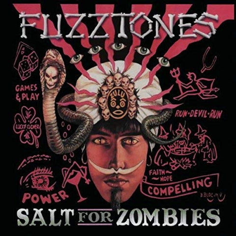 The Fuzztones - Salt For Zombies (Remastered)