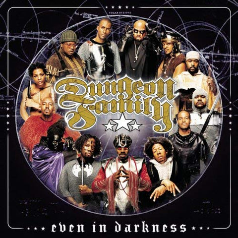 Dungeon Family - Even In Darkness [Clean]