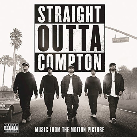Various artists - Straight Outta Compton (Music From The Motion Picture) [Explicit]