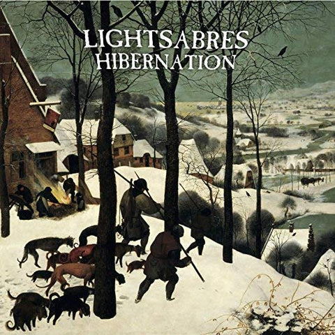 Lightsabres - Hibernation [Explicit]