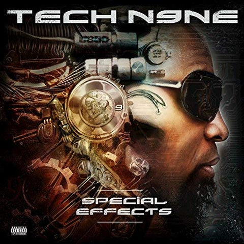 Tech N9ne - Special Effects [Explicit]
